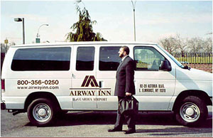 Airway Inn Airport Shuttle
